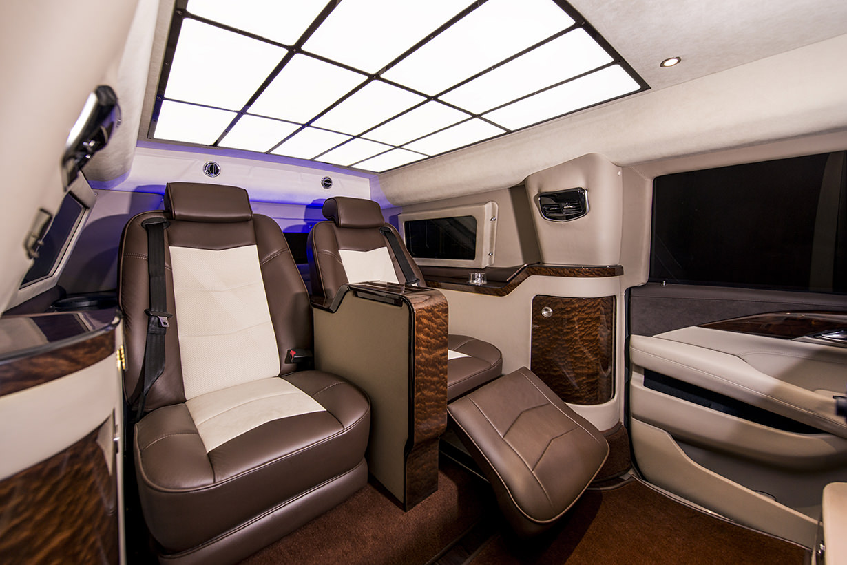 Limo Interior Customizations