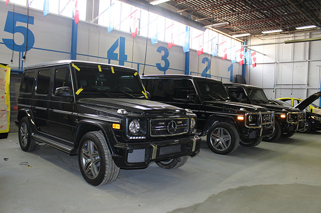 armored limousine manufacturers