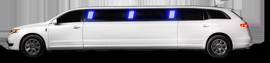 Custom Lincoln MKT limousine
