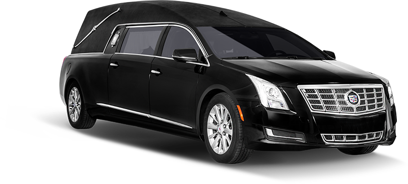 Hearses & funeral vehicles