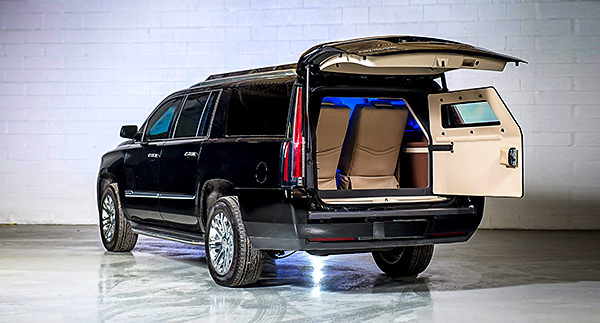 Limousine Armoring