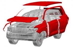 bulletproof limousines armoring
